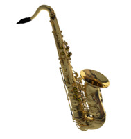 3d model saxophone instrument