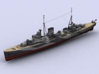 HMS Ajax.