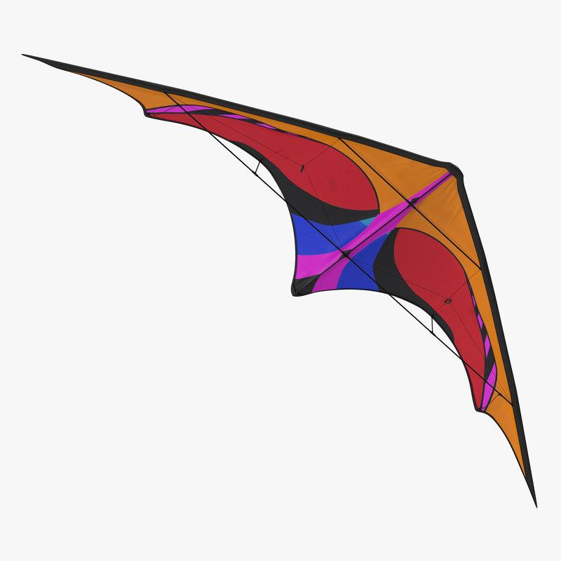 Kite 3d model 00.jpg