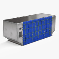 alf container 3d 3ds