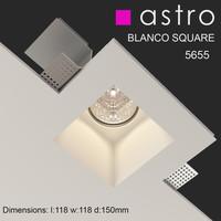 ASTRO BLANCO SQUARE 5655