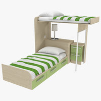 kids bed 2 max