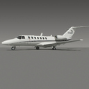 Cessna Citation 3D models