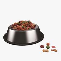 pet food 3d model
