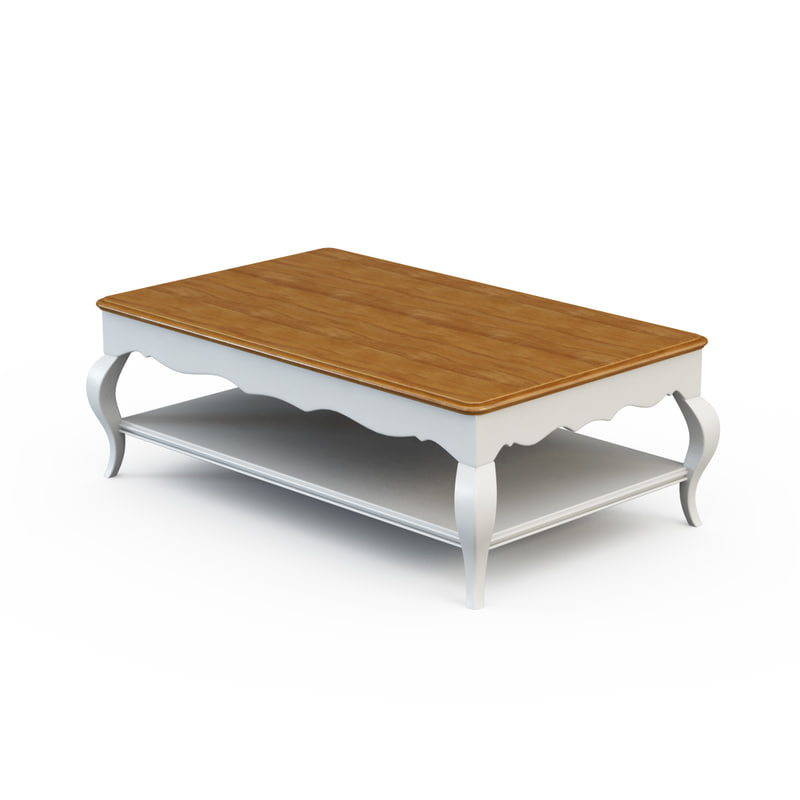 3d model coffee table pr220 for Coffee table 3d model