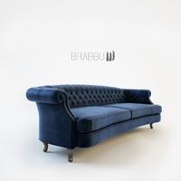 maree sofa 3d model