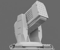 3dsmax airframe missile launcher