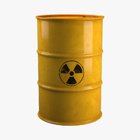 3d radiation barrel