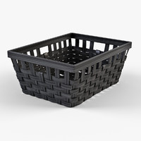 maya wicker basket ikea knarra
