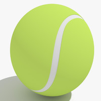 3ds tennis ball