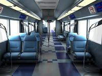max metro interior scene