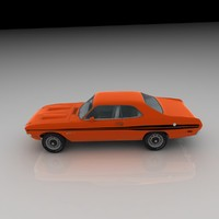 Dodge Dart Demon 71