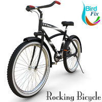 3d bicycle 2 model