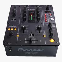 Sound Mixer DJM-400
