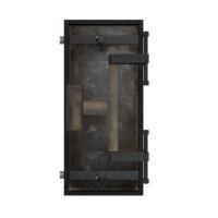 3d medieval vault door model