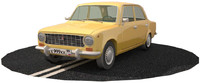 3d vaz-2101 -2101 model