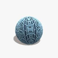 Decorative Metalwork Texture
