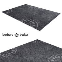 3d model carpet barbara becker