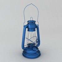 3ds max storm lamp