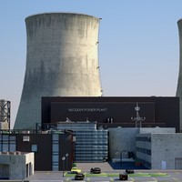 3ds max nuclear power plant station