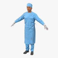 3ds male surgeon mediterranean 4