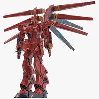 giant robot gundam s