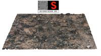 Stone Desert scan HD 8K