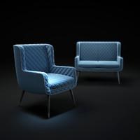 3d dolly-sofa