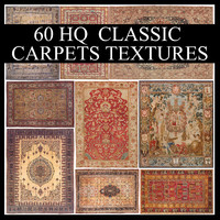 Classic carpets collection