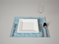 tableware set royal 1 obj