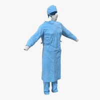 3dsmax surgeon dress 10