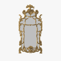 3d ralph lauren fifth mirror model
