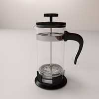 french press 3ds