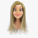 Cartoon Head 3D models