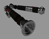 light-saber sword 3d ma