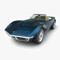 Chevrolet Corvette Convertible 1970