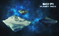 sci fi planet max