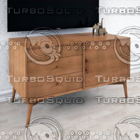 3d model furniture wood