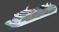3ds max mariner seas cruise