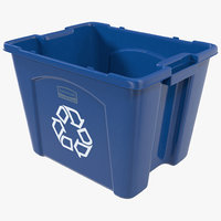 max recycling bin 2
