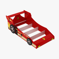 3d max kids bed