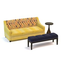 max lidia sofa fame bench