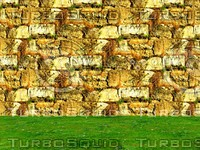 Stone wall 80