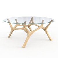 3d model moose tabanda table
