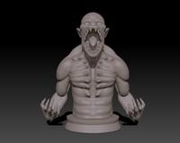 zombie creature obj free