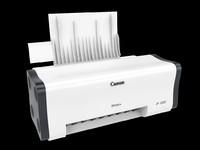 3d canon printer model