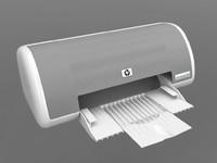 3dsmax printer