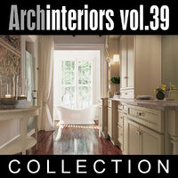 3d model of archinteriors vol 39