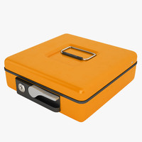 cash box 3d max