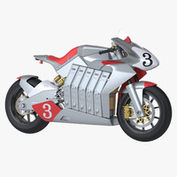 Electric Racing Bike